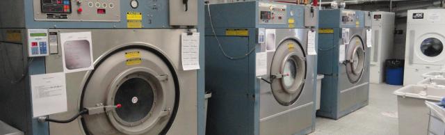 Laveuses industrielles et sécheuses industrielles
